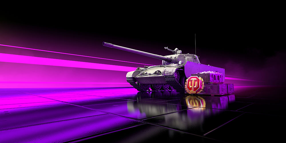 Tele2 Wargaming tank